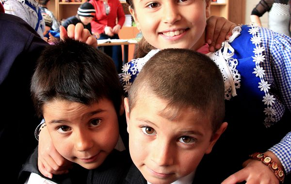 Afterschool programs in Romania