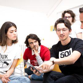 UX Challenge 2018